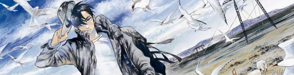 Dans le sens du vent - Nord, Nord-Ouest - Manga