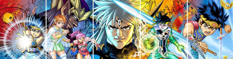Dragon Quest - La quête de Dai - Manga