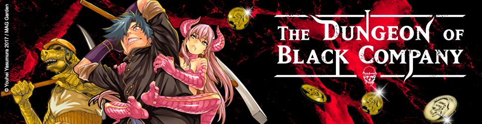 The Dungeon of Black Company - Manga