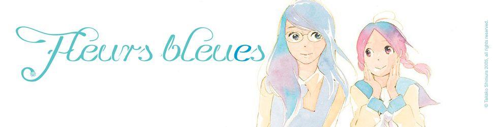 Fleurs Bleues - Manga