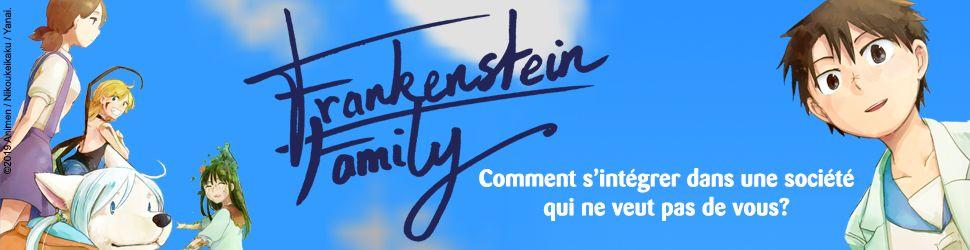 Frankenstein Family - Manga