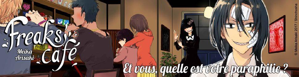Freaks Café - Manga