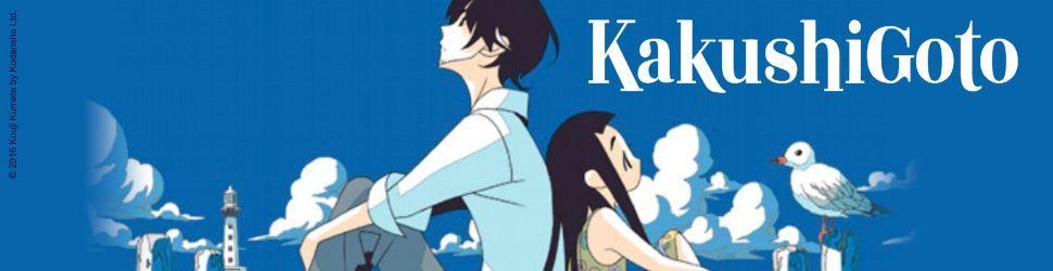 Kakushigoto - Manga