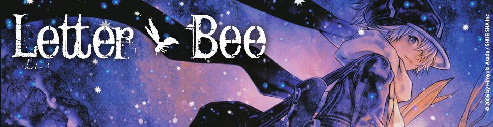 Letter Bee - Manga
