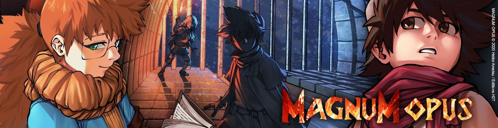 Magnum Opus - Manga