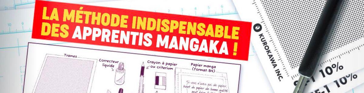 Méthode pour dessiner les mangas (la) - Manga