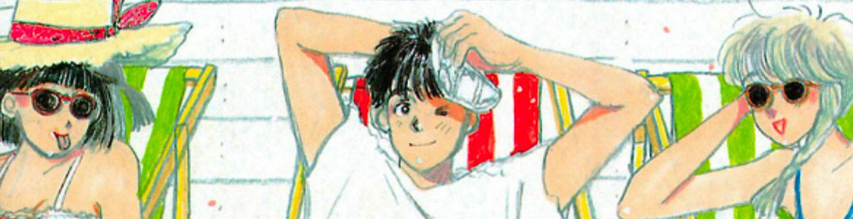 Toutes folles de Pantsu - Manga