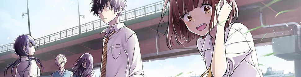 Second Summer, Never See You Again - Manga