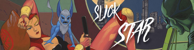 Slick Star - Manga