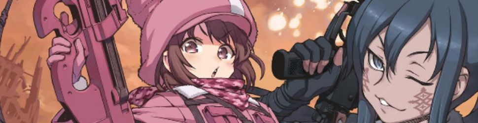Sword Art Online - Alternative - Gun gale online - Manga