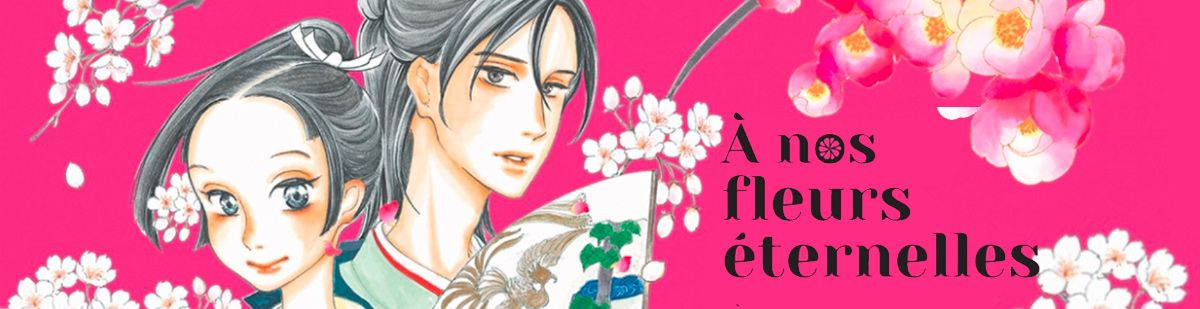 A nos fleurs éternelles - Manga