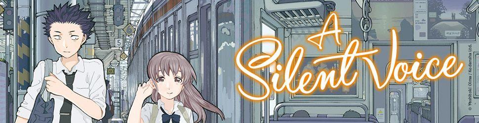 A Silent Voice - Manga