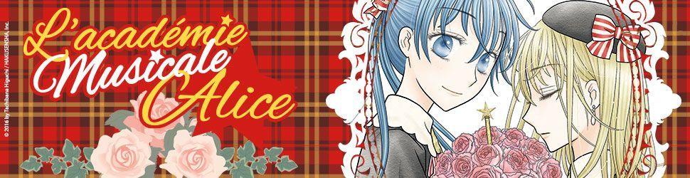 Académie Musicale Alice (l') - Manga