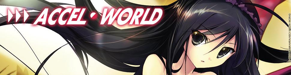 Accel world - Manga