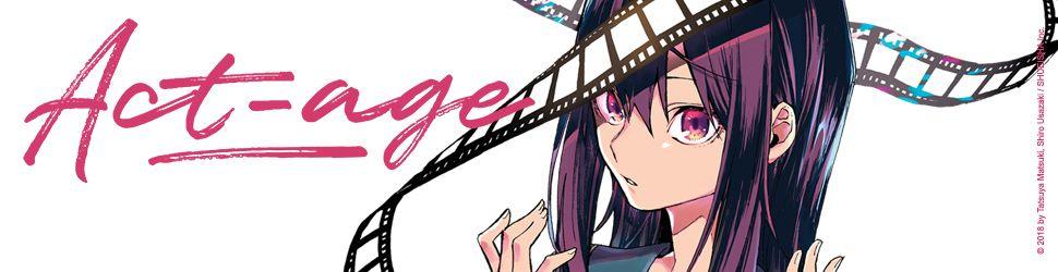 Act-Age vo - Manga