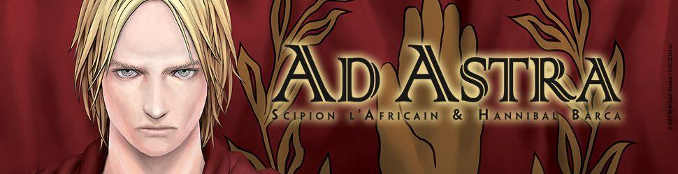 Ad Astra - Scipion l'Africain & Hannibal Barca - Manga