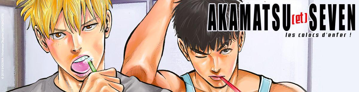 Akamatsu (et) Seven - Manga