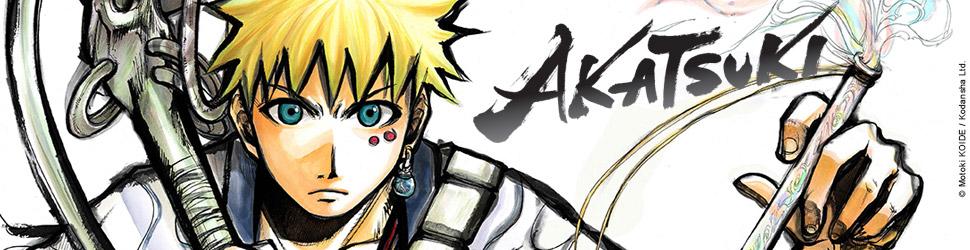 Akatsuki - Manga