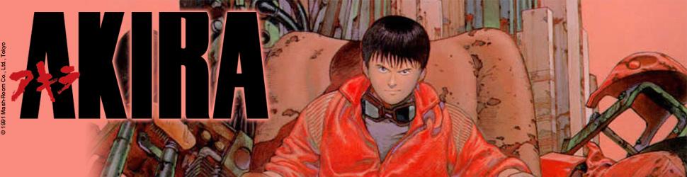 Akira - Anime comics - Manga