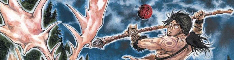 Akû - le chasseur maudit - Manga