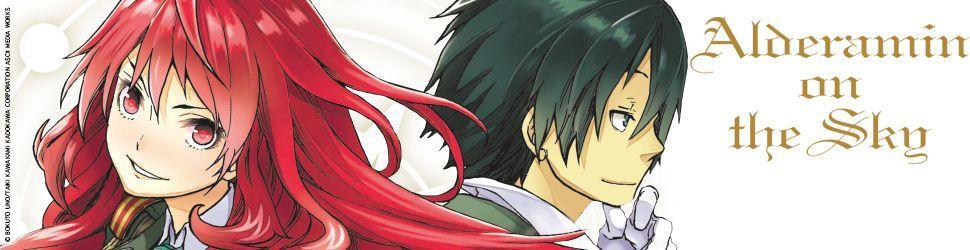 Alderamin on the sky - Manga