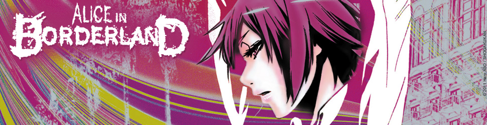 Alice in borderland - Manga
