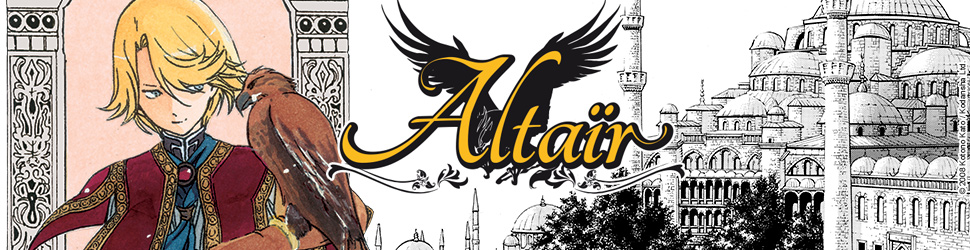 Altair - Manga