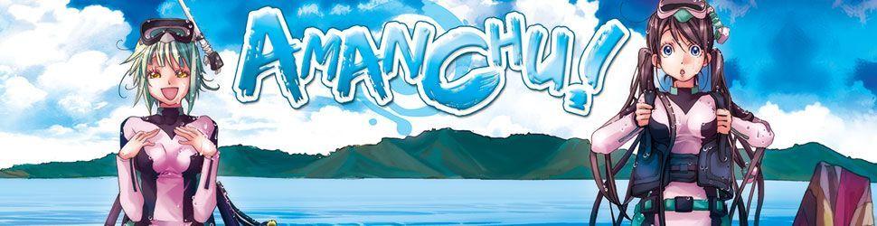 Amanchu! vo - Manga VO
