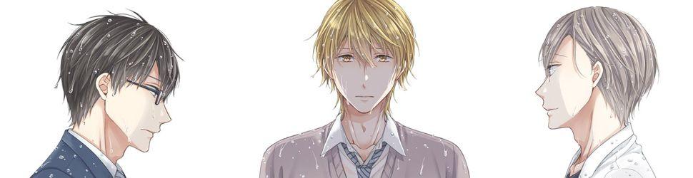 Amour sous la pluie - Manga
