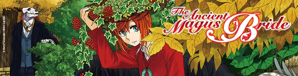 The Ancient Magus Bride - Manga