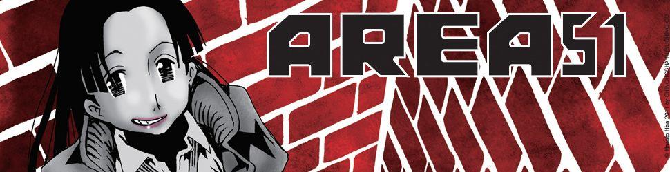 Area 51 - Manga