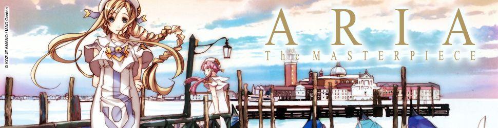 Aria - Manga