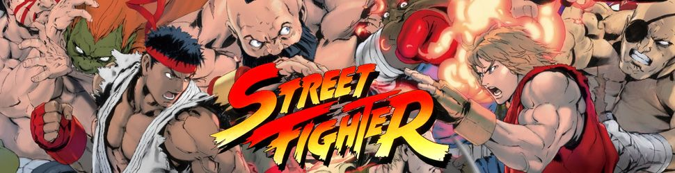 Art de Street Fighter (l') - Manga