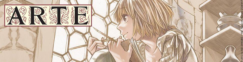 Arte - Manga