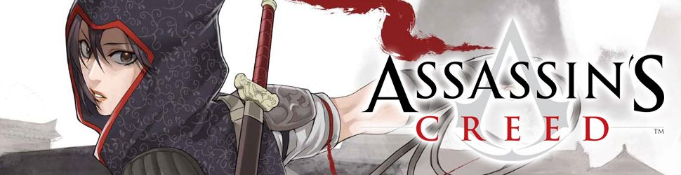 Assassin's Creed - Blade of Shao Jun - Manga