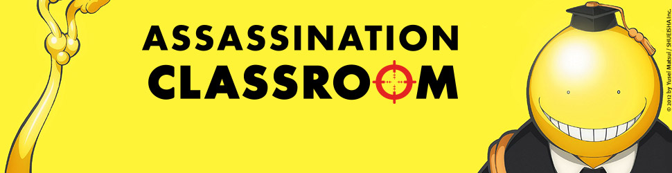 Assassination classroom - Manga