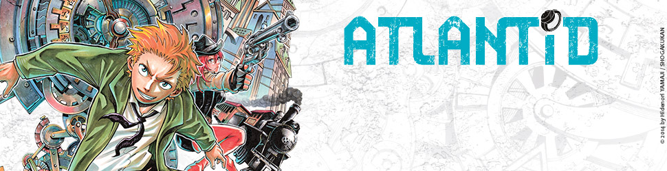 Atlantid - Manga
