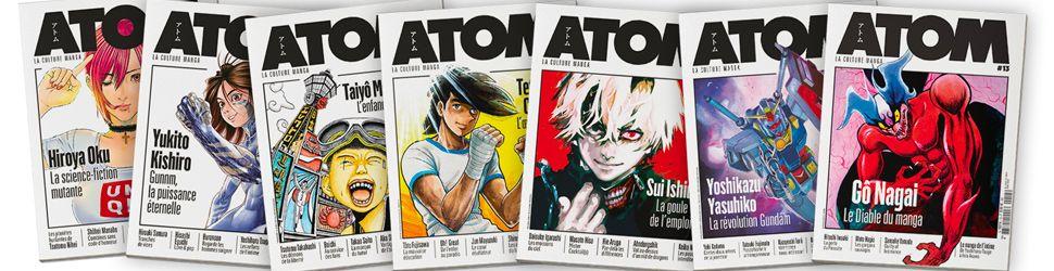 ATOM Magazine - Manga