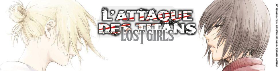 Attaque Des Titans (l') - Lost girls - Manga