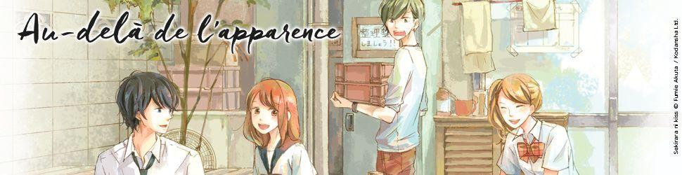 Au delà de l'apparence - Manga