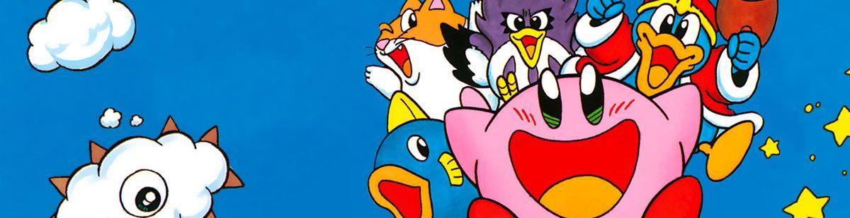Aventures de Kirby dans les étoiles (les) - Manga