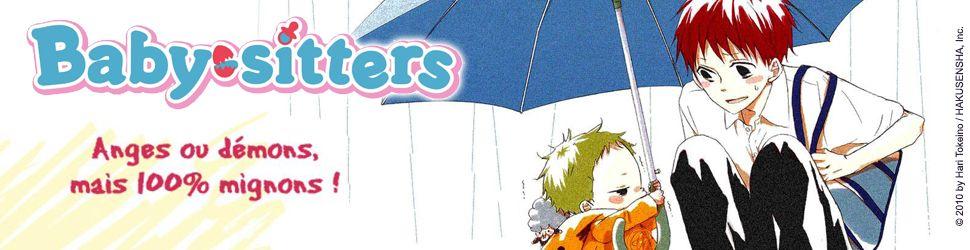Baby-sitters - Manga