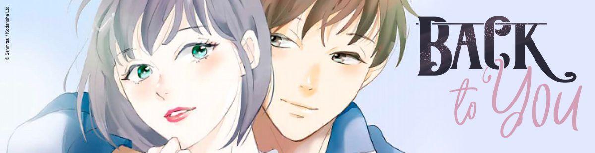 Kako no Anata, Mirai no Kimi vo - Manga