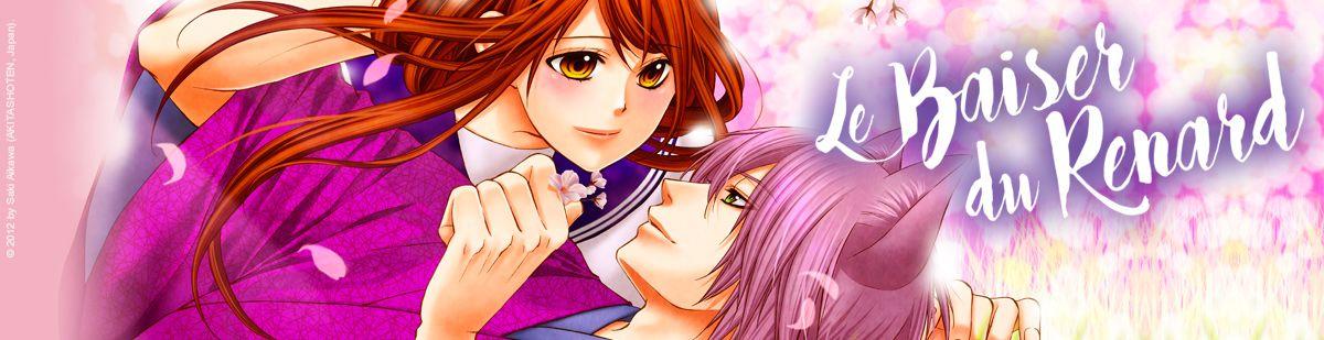 Baiser du renard (le) - Manga