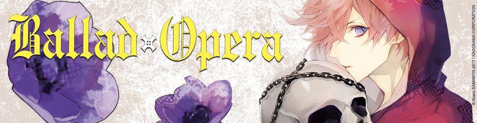 Ballad Opera - Manga