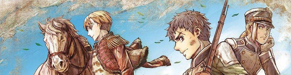 Baltzar - La guerre dans le sang - Manga