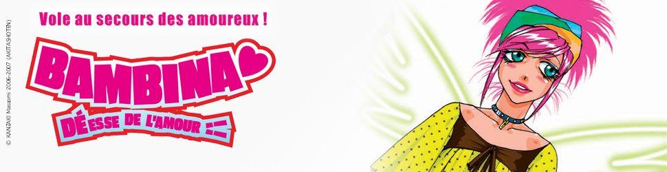 Bambina - Déesse de l'amour - Manga