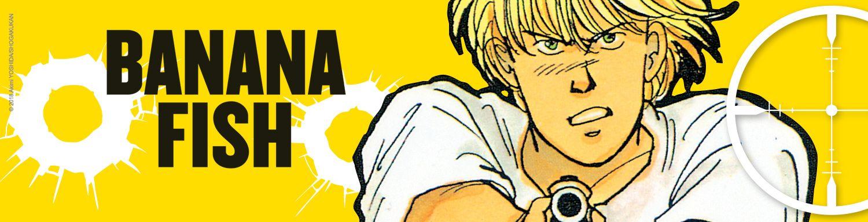 Banana Fish - Manga