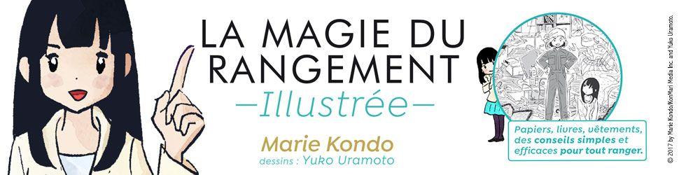 Magie du rangement illustrée (la) - Manga