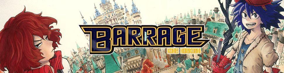 Barrage - Manga